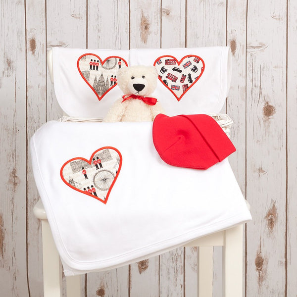Love London Baby Gift Set,Personalised Baby Gifts - Betty Bramble