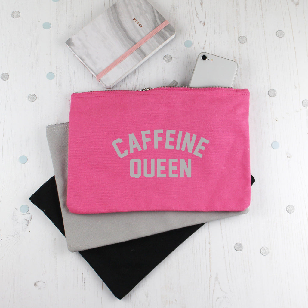 Coffee Lovers Make Up Bag, - Betty Bramble