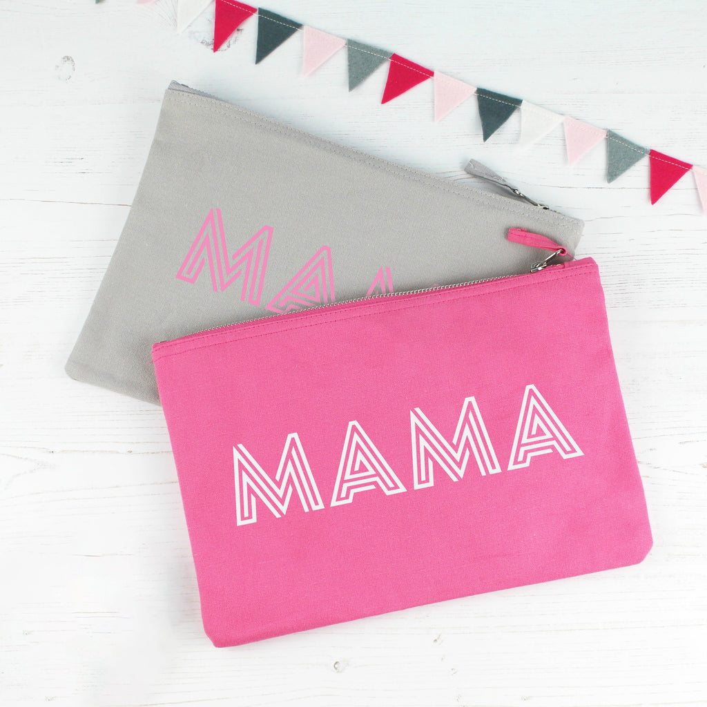 Mama Canvas Travel Bag, - Betty Bramble