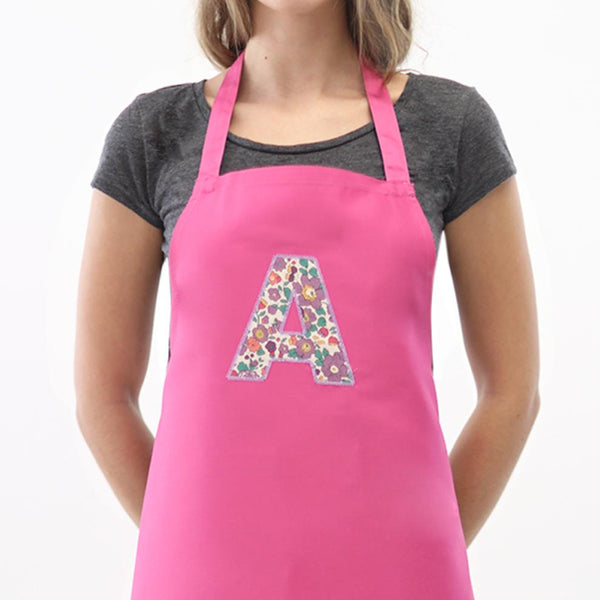 Personalised Liberty Print Ladies Apron, - Betty Bramble