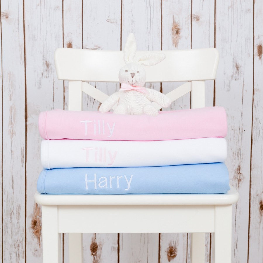 Personalised Baby Blanket,Baby Blankets - Betty Bramble