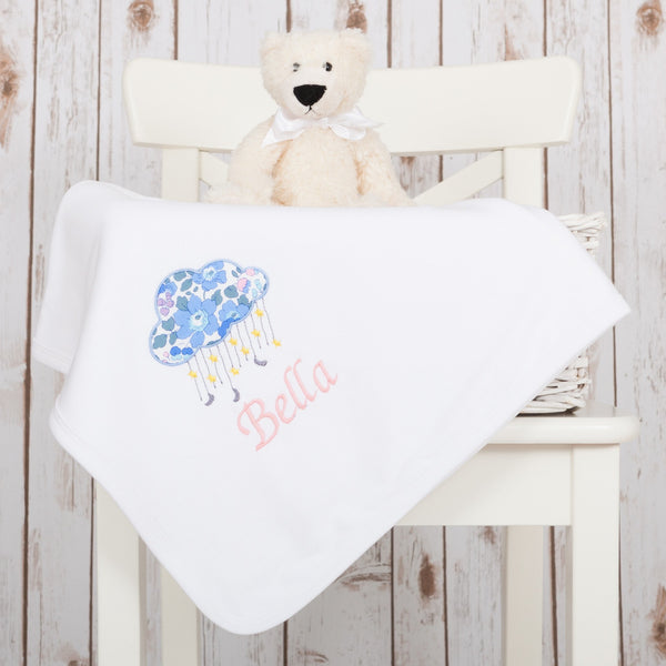 Liberty Cloud Baby Blanket,Baby Blankets - Betty Bramble