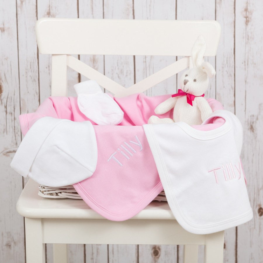 Personalised Baby Gift Set,Personalised Baby Gifts - Betty Bramble