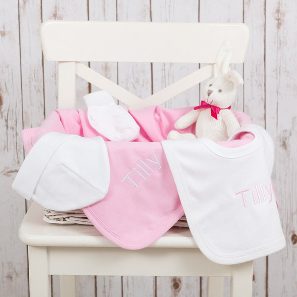 Personalised Baby Gift Set - Betty Bramble