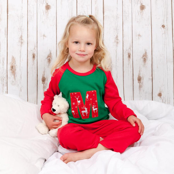 Personalised Christmas Pyjamas,Christmas - Betty Bramble