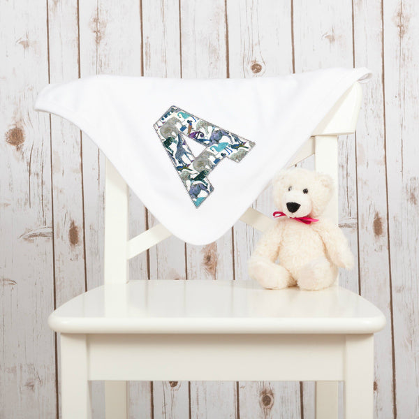 Liberty Queue for the Zoo Baby Blanket,Baby Blankets - Betty Bramble