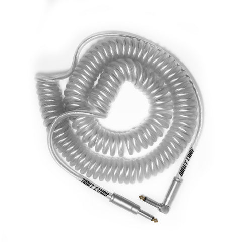 BULLET CABLE 30′ COIL CLEAR CABLE