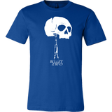ELECTRIC SKULL D-T-shirt-Bullet Cable