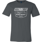 BULLET CABLE BLACK MARKET T-SHIRT - Bullet Cable