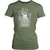 SOUND AND VISION Womens T-Shirt