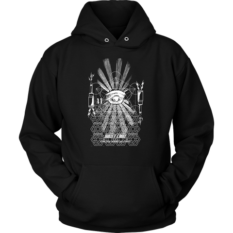 Bullet Cable Unisex Hoodie-T-shirt-Bullet Cable