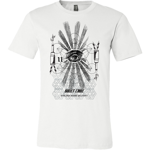 SOUND AND VISION T Shirt-T-shirt-Bullet Cable