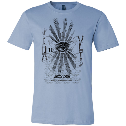 BULLET CABLE SOUND AND VISION T-SHIRT - Bullet Cable
