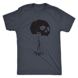 ELECTRIC SKULL-T-shirt-Bullet Cable