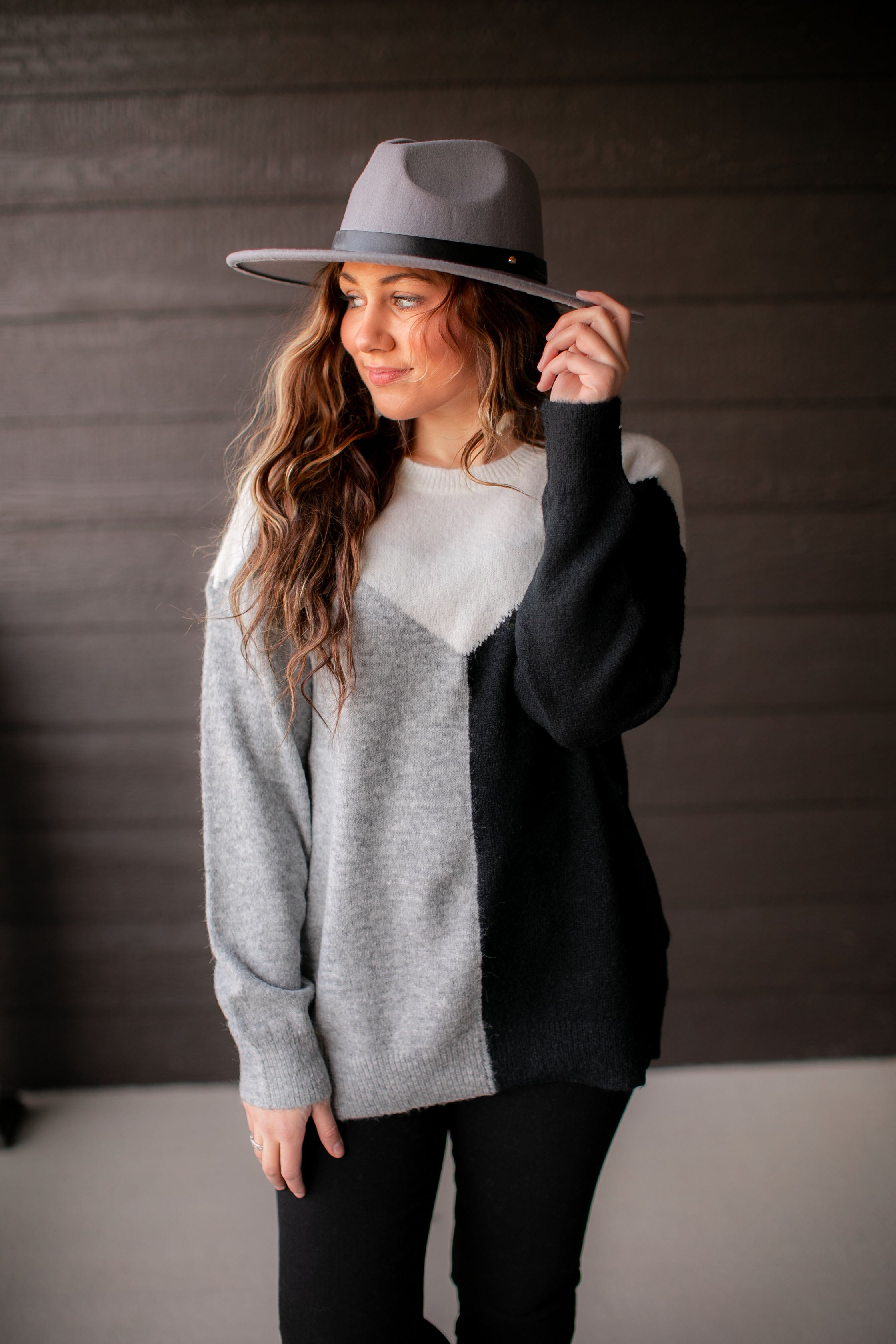 Fashion Blogger Sweater