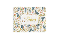 Goldenrod Floral Boxed Set
