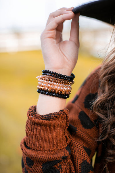 True Beauty Stacker Bracelets (Mixed Metals)