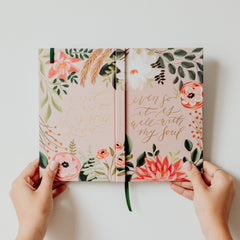 Nora Theme Hardback Journal