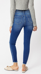 KanCan High Rise Medium Wash Skinny (Michaela)