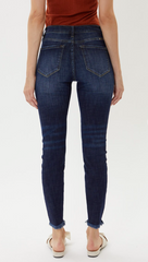 KanCan High Rise Dark Wash Skinny (Mary)