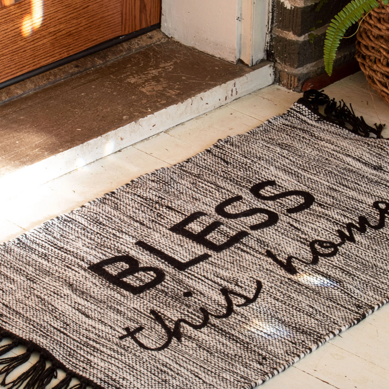 Bless This Home Rug