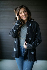Star Of The Show Jacket (Black)
