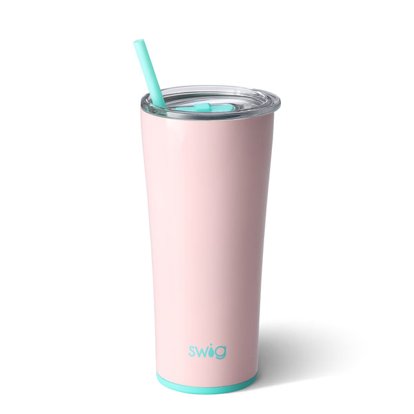 Swig 22oz Blush Tumbler