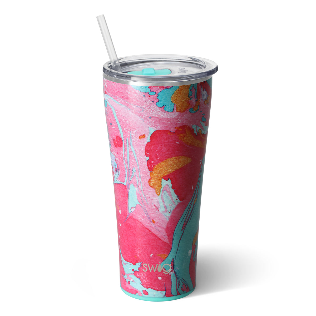 Swig 32oz Cotton Candy Tumbler