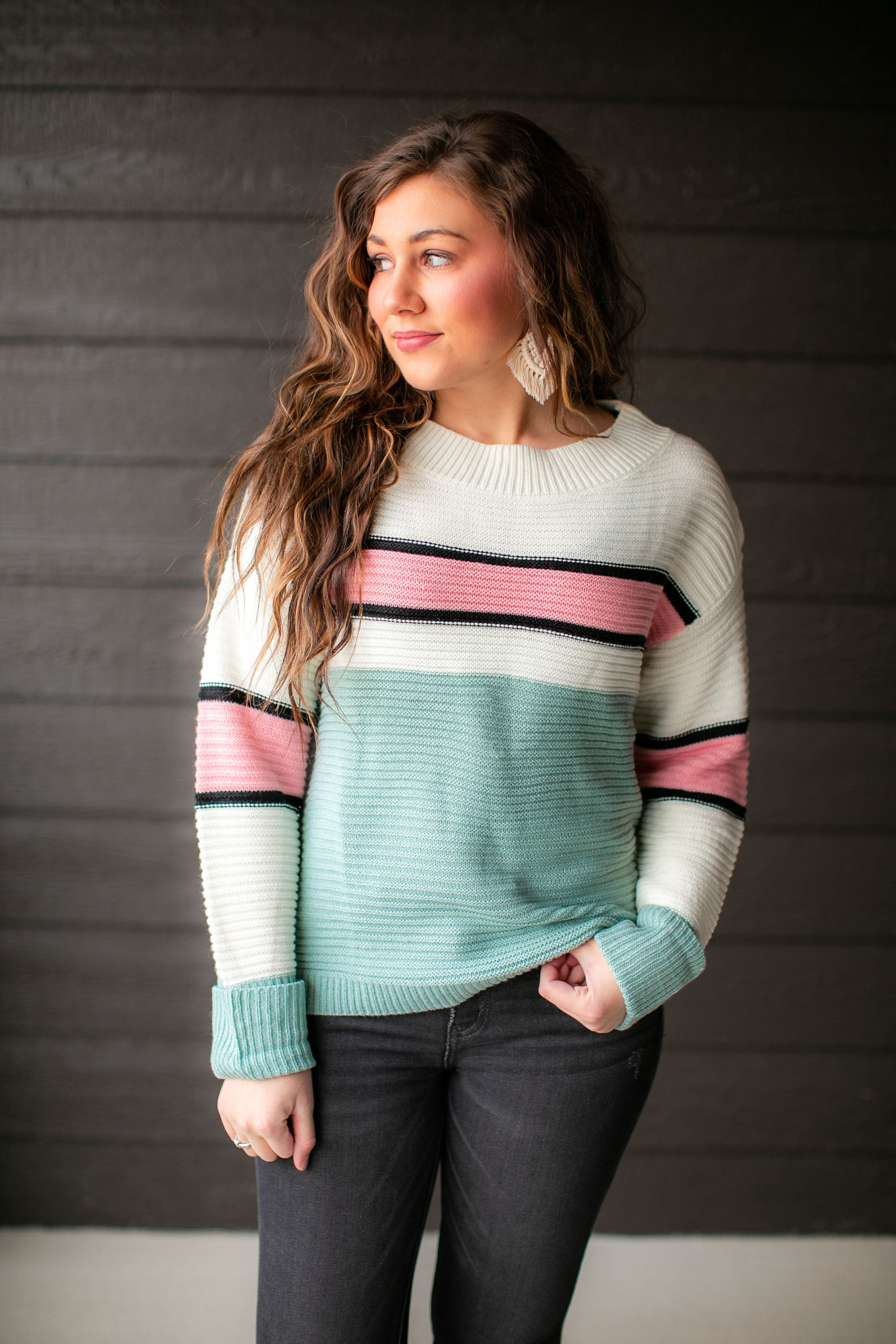 Northern Lights Sweater