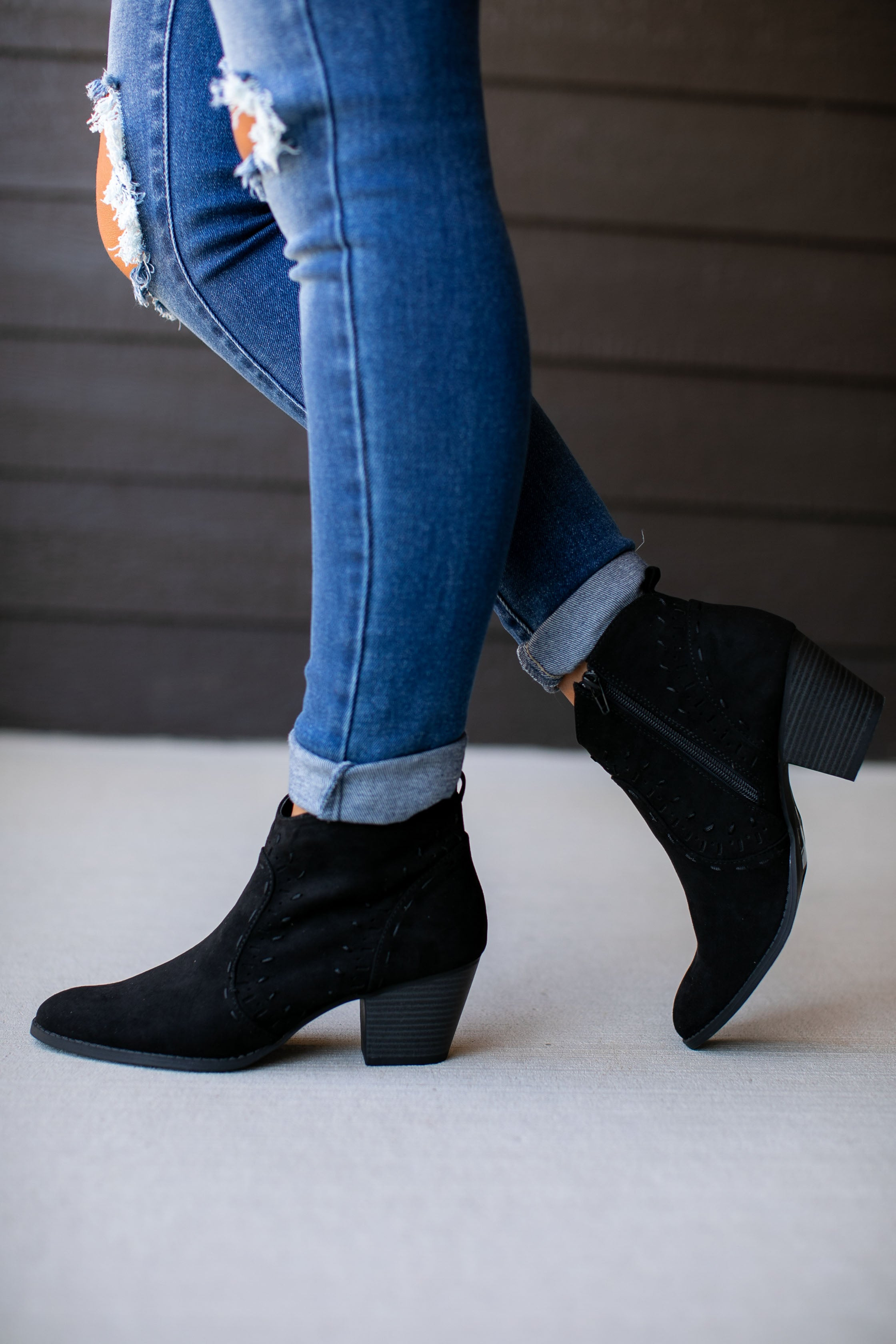 Witching Hour Booties