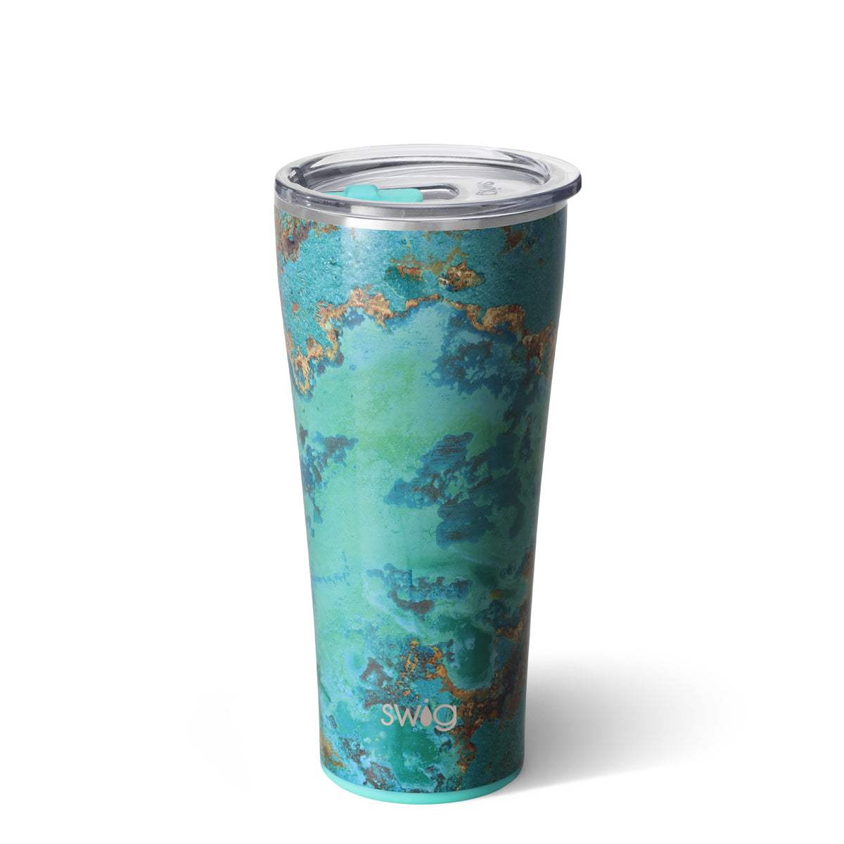 Swig 32oz Copper Patina Tumbler