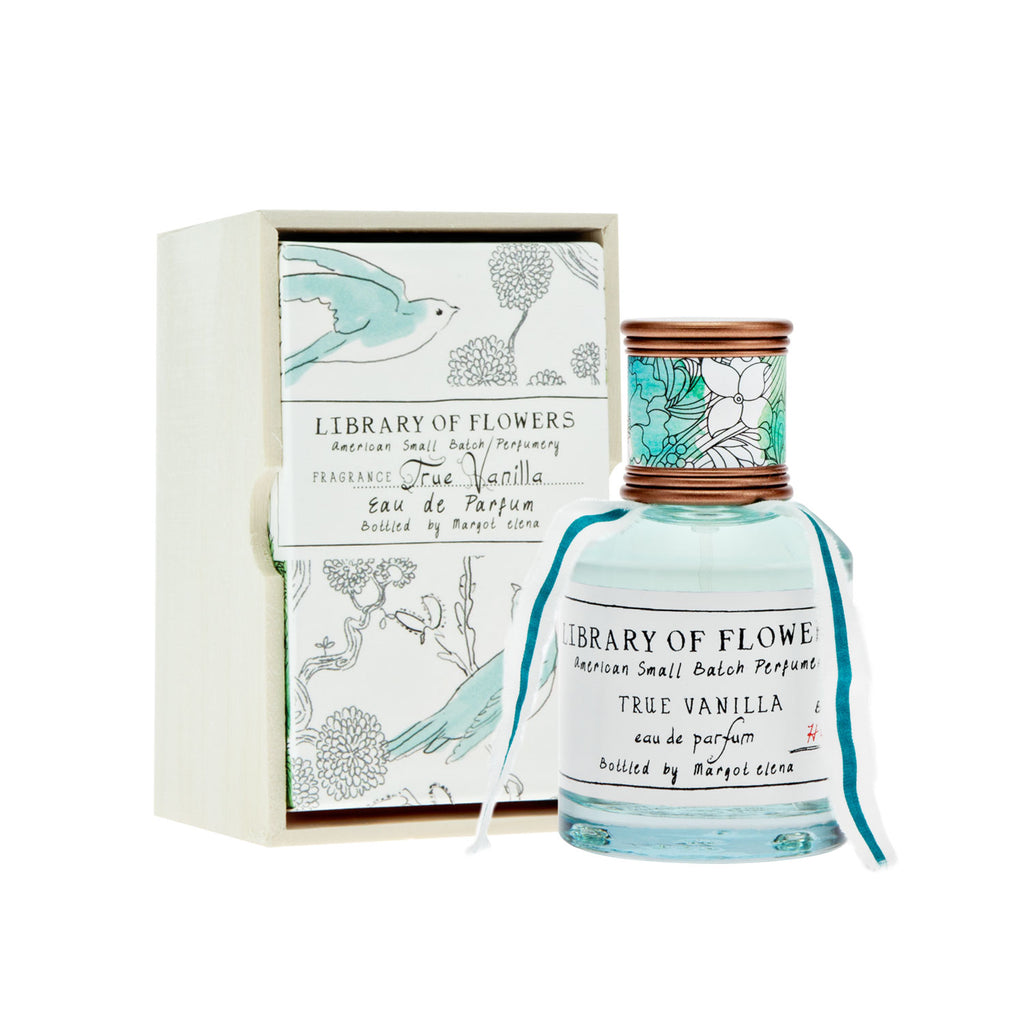 Library of Flowers -- True Vanilla Perfume