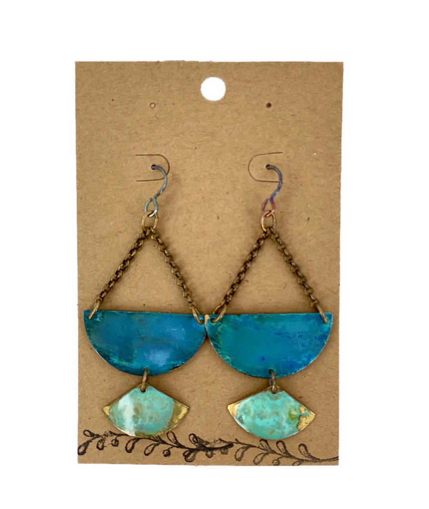 Midnight Pass Earrings