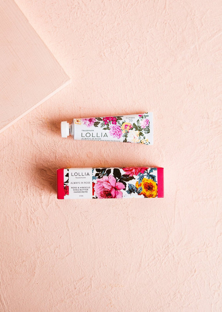 Lollia -- Always in Rose Petite Handcreme