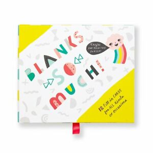 Blanks So Much (Cards for Kids)