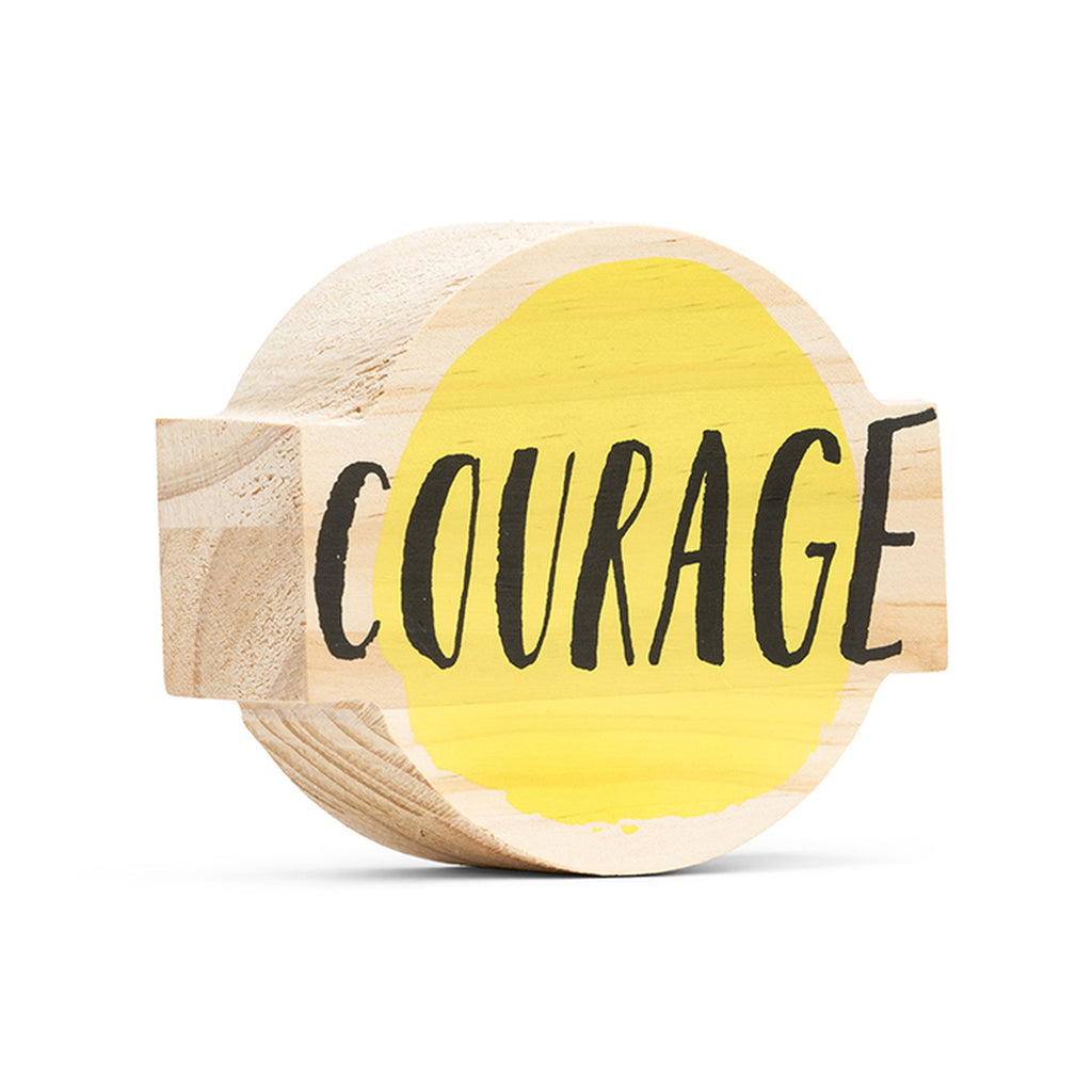 Courage -- Wall Art