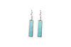 Ella Jude Short Strip Earrings (various colors)