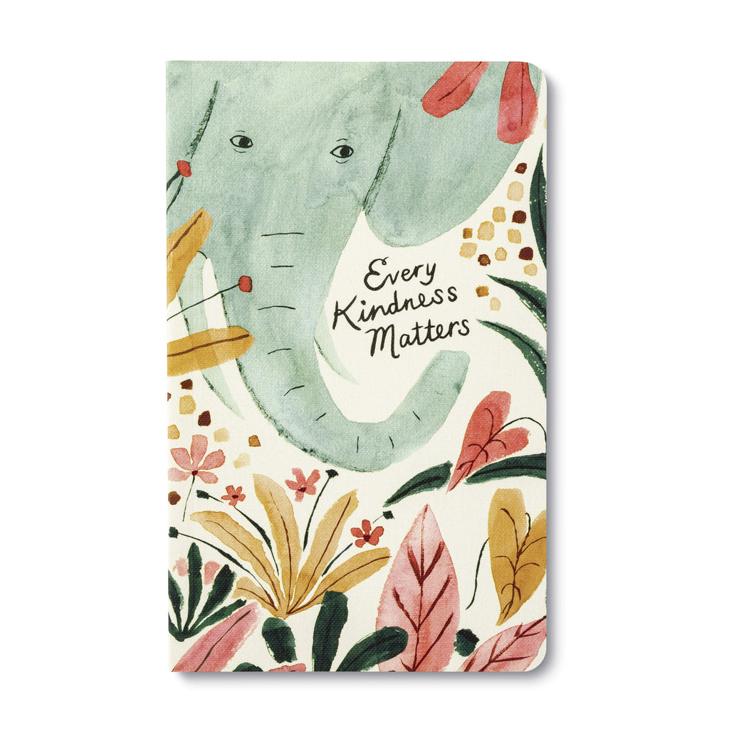 Journal -- Every Kindness Matters