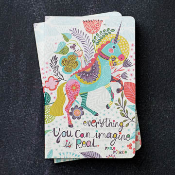 Journal -- Everything You Can Imagine is Real