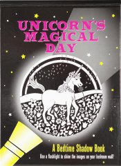 Unicorn's Magical Day Shadow Book