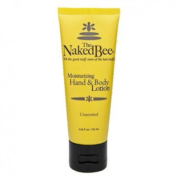 Naked Bee Moisturizing Hand and Body Lotion -- Unscented