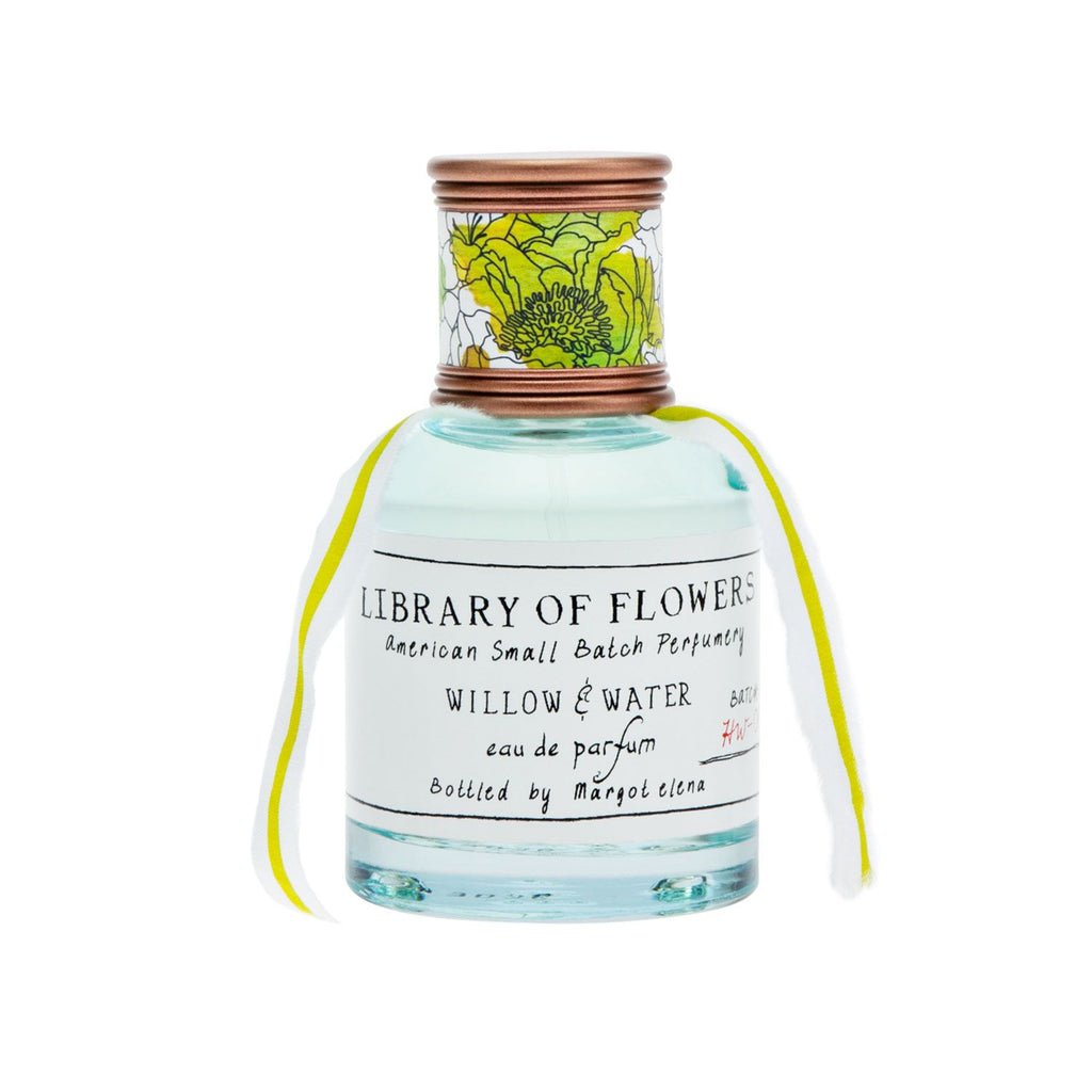 Library of Flowers -- Willow & Water Perfume