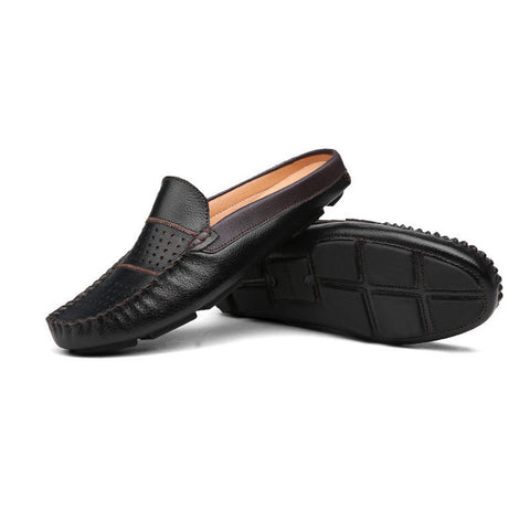 "High Quality Leather ""Beach Slipper"" For Men"