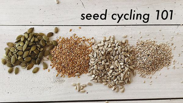 ⏃ SEED CYCLING 101 // SPROUTING BUCKWHEAT