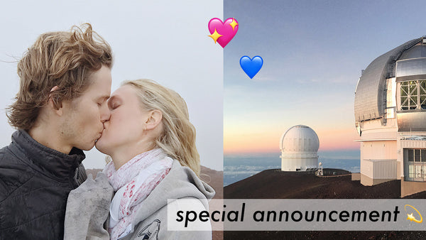 ♡ VERY SPECIAL ANNOUNCEMENT! ♡