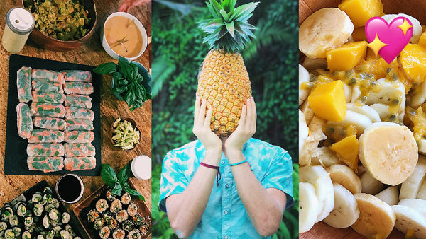 ✿ VEGAN THAI POTLUCK // INTEGRATING LESSONS ✿