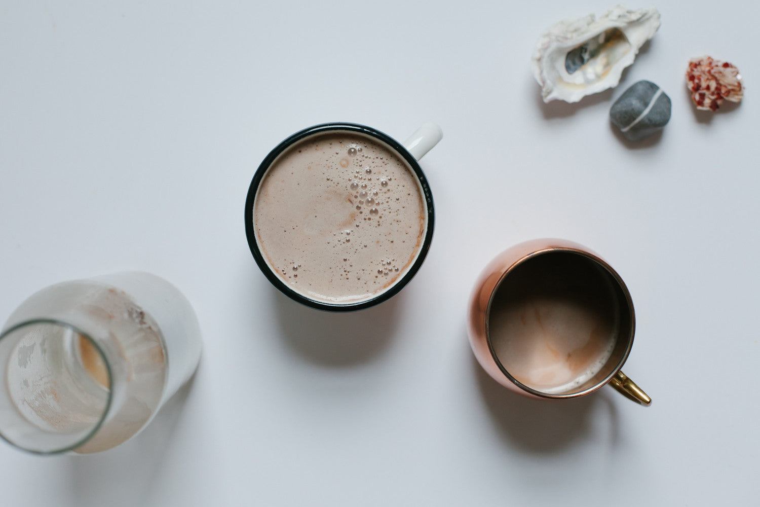 GOLUBKA KITCHEN HERBAL MOCHA WITH CHICORY AND MACA // STEELE HENRY MUSINGS