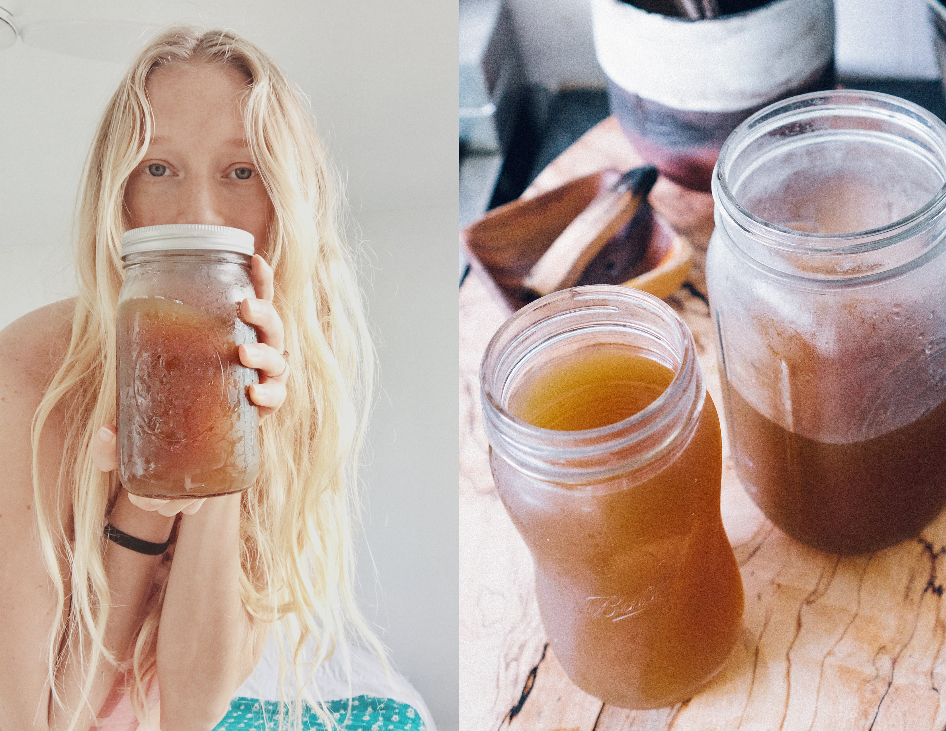 herbal infusions basics what are they + how to make them / moon & rock blog
