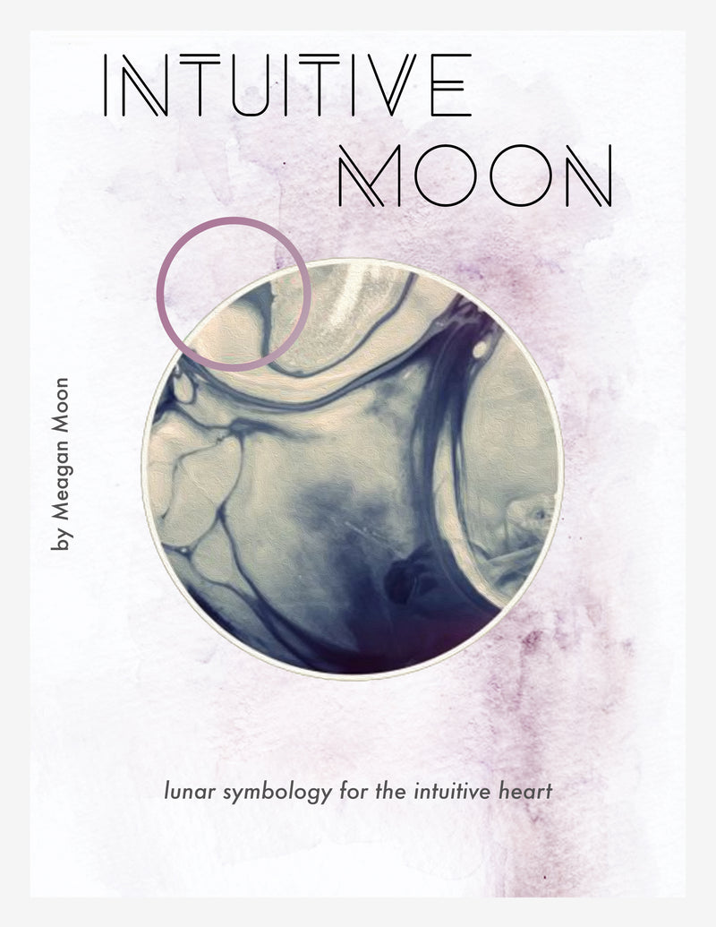 INTUITIVE MOON E-BOOK