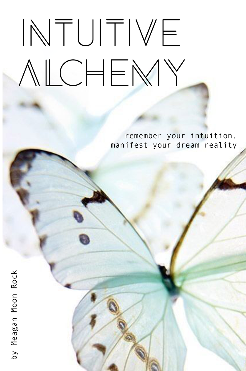 INTUITIVE ALCHEMY E-BOOK